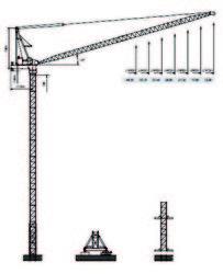 Dubai Luffing Crane -Yongmao Luffing CraneSTL1860C from House Of Equipment Llc  Dubai,