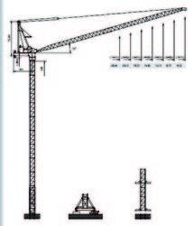 Dubai Luffing Crane -Yongmao Luffing CraneSTL1400 from House Of Equipment Llc  Dubai,