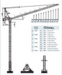 Dubai Luffing Crane  ... from House Of Equipment Llc Dubai, UNITED ARAB EMIRATES
