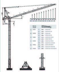 Dubai Luffing Crane -Yongmao Luffing CraneSTL1000C from House Of Equipment Llc  Dubai,