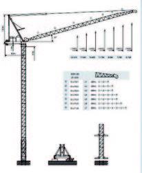 Dubai Luffing Crane -Yongmao Luffing CraneSTL660C from House Of Equipment Llc  Dubai,