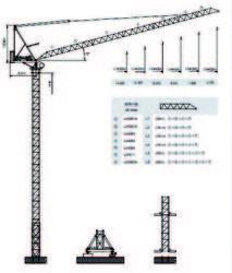 Dubai Luffing Crane -Yongmao Luffing CraneSTL420A from House Of Equipment Llc  Dubai,