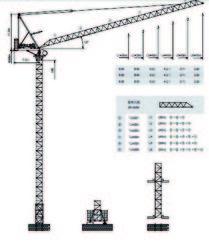Dubai Luffing Crane -Yongmao Luffing CraneSTL230 from House Of Equipment Llc  Dubai,