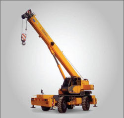 Dubai Mobile Crane - ... from House Of Equipment Llc Dubai, UNITED ARAB EMIRATES