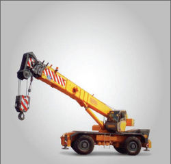 Dubai Mobile Crane - Locatelli GRIL 8500T from House Of Equipment Llc  Dubai,