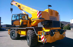 Dubai Mobile Crane - Locatelli GRIL 8600T from House Of Equipment Llc  Dubai,