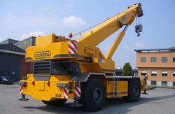 Dubai Mobile Crane  - Locatelli GRIL 8800T from House Of Equipment Llc  Dubai,