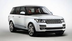 RANGE ROVER IN UAE from Auto Zone Armor & Processing Cars Llc   Ajman,