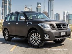 NISSAN PATROL SUPPLI ...