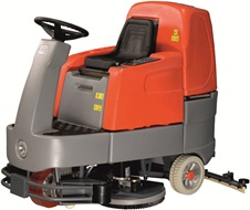 Roots Ride On ScrubDrier Battery Operated Sharjah from  Al Nojoom Cleaning Equipment Llc  Ajman,