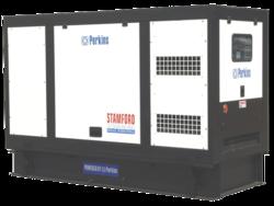 Perkins Soundproof Generator suppliers in abudhabi from International Power Mechanical Equipment Trading  Abu Dhabi,