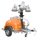 Lister Peter Lighting Tower suppliers in abudhabi from International Power Mechanical Equipment Trading  Abu Dhabi,