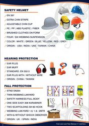 PPE SAFETY EQUIPMENT ...
