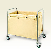 LAUNDRY TROLLEY FOR  ...