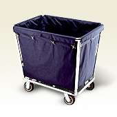 LAUNDRY TROLLEY HEAV ...