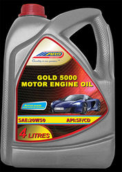 GOLD 5000 MOTOR ENGINE OIL DUBAI from Abdul Rahim Darhoon Int.lubricants Ind.l.l.c  Sharjah,