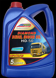 DIAMOND DIESEL ENGINE OIL IN UAE from Abdul Rahim Darhoon Int.lubricants Ind.l.l.c  Sharjah,