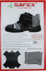 SAFETY SHOE SAFEX IN ...