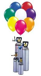 Helium cylinder in u ...