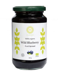 wild blue berry fruit spread in uae from The Organic Syndicate  Ras Al Khaimah,