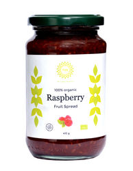 raspberry fruit spread in uae from The Organic Syndicate  Ras Al Khaimah,