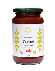 Organic cornelian cherry fruit spread uae from The Organic Syndicate  Ras Al Khaimah,