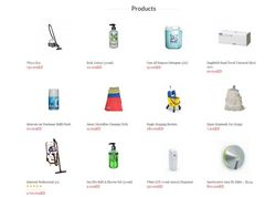 Cleaning materials U ... from  Sharjah, United Arab Emirates