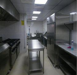 Restaurant Kitchen D ...