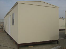 Used Portacabins from Aventis General Maint. Cont.  Ajman,