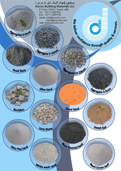 Sand & Aggregates suppliers in uae