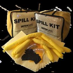 CHEMICAL SPILL KITS  ...
