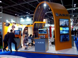 EXHIBITION STAND BUI ...