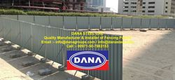 Metal Hoarding Fence ... from  Dubai, United Arab Emirates