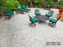 Interlock Concrete Pavers In Dubai UAE from Zayaanco  Sharjah,