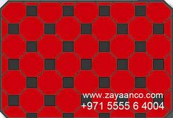 Octagonal Interlock Companies in Dubai UAE from Zayaanco  Sharjah,