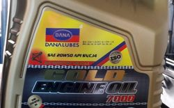 LUBRICANTS FRON DANA ... from  Dubai, United Arab Emirates