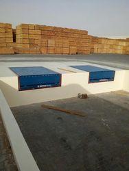 Dock leveler in ajman