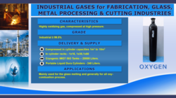 Marketplace for Industrial gases UAE