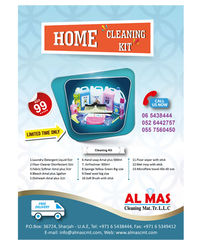 Home Cleaning Kit, Home & Garden - Marketplace