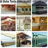 Marketplace for Car parking shades, awnings, suppliers 0568181007 UAE