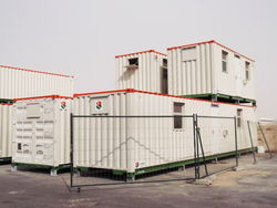 CONTAINARIZED UNIT from Hicorp Technical Services Dubai, UNITED ARAB EMIRATES