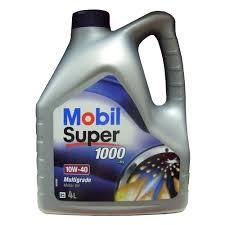 Mobil Super 1000 X1  ...