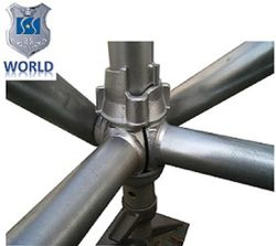 Steel Ringlock scaff ... from  Shanghai.,
