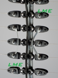 ELECTRICAL FENCE from Link Middle East Ltd  Dubai,