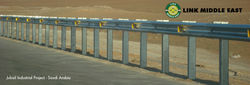 HIGHWAY GUARD RAIL from Link Middle East Ltd  Dubai,