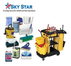 Marketplace for Cleaning products UAE