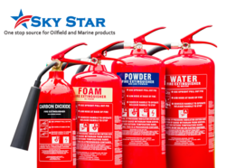 Marketplace for Fire extinguishers UAE