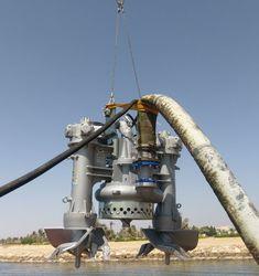 HYDRAULIC SUBMERSIBLE PUMP Supplier in UAE from Ace Centro Enterprises Abu Dhabi, UNITED ARAB EMIRATES