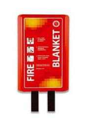 Pod Fire Blanket - 1 ... from Arasca Medical Equipment Trading Llc Dubai, UNITED ARAB EMIRATES