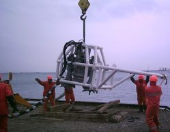 PUMP FOR OFFSHORE PETROCHEMICAL INSTALLATION from Ace Centro Enterprises Abu Dhabi, UNITED ARAB EMIRATES